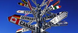 Страны где можно получить гражданство