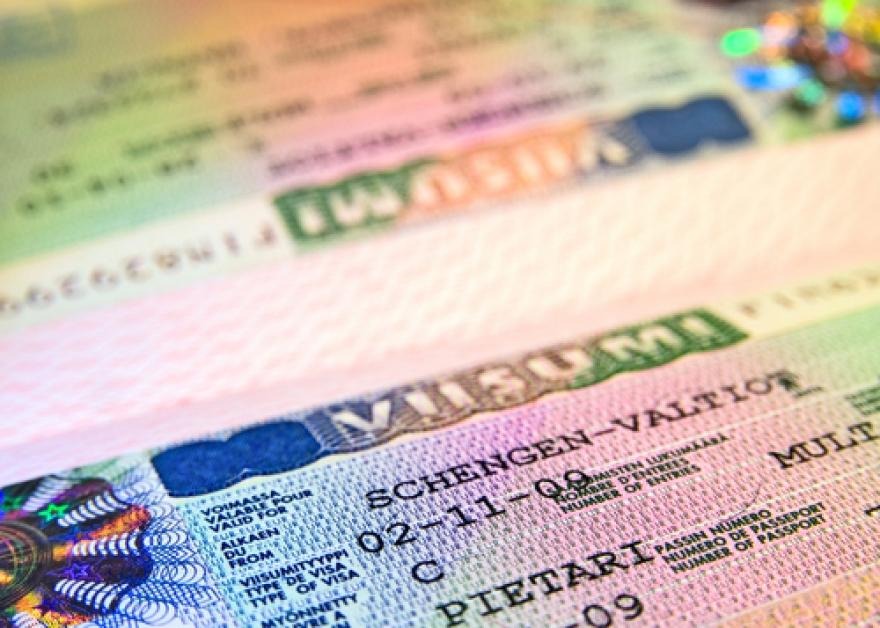 Проверить готовность визы в Грецию