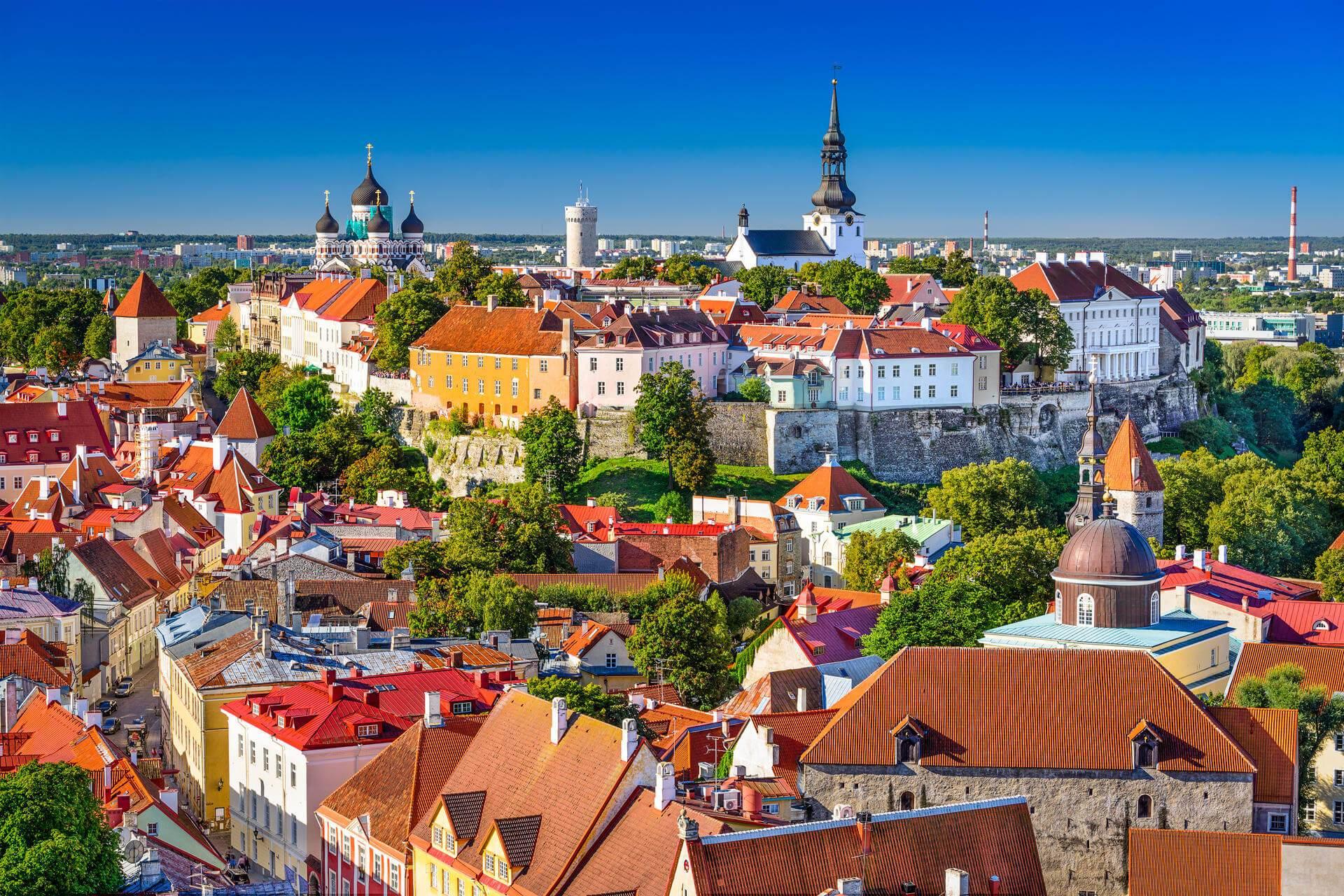 Эстония уровень жизни по сравнению с россией