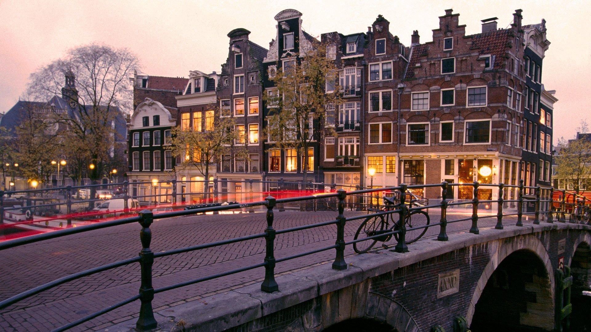 Переезд в голландию