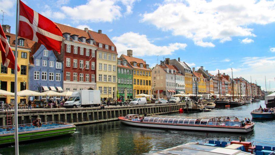 Средняя и минимальная зарплата в Дании, Копенгаген