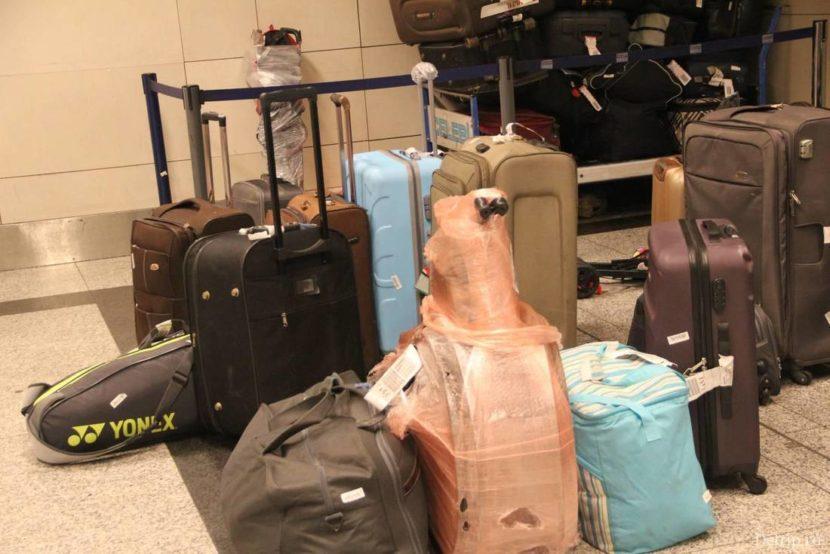 Перепутали багаж в аэропорту что делать